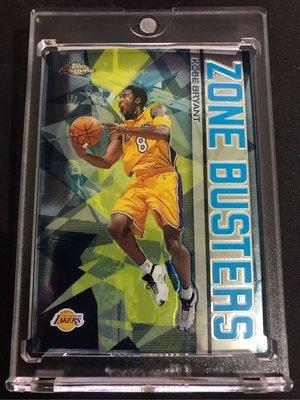 🐍2003-04 Topps Chrome Zone Busters #Z88 Kobe Bryant