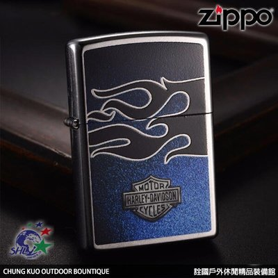 馬克斯 ZP447 Zippo 美系經典 Harley Davidson 哈雷 騎士精神 / NO.28822