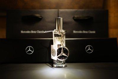 ☞Mr GoodStuff☜ Mercedes Benz 賓士 黑 水晶 鑰匙圈 Swarovski 施華洛世奇LOGO