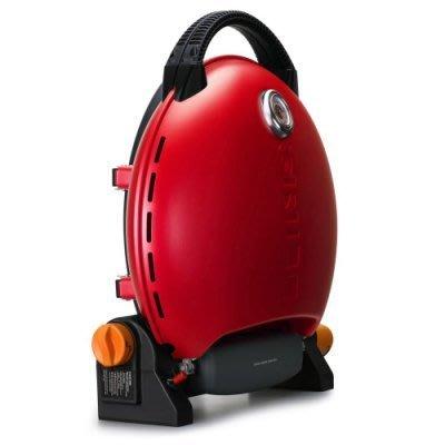╭☆台南PQS╮O-Grill 3000T 美式時尚可攜式瓦斯烤肉爐 - 熱情紅 歐肯得OKDr 免運費