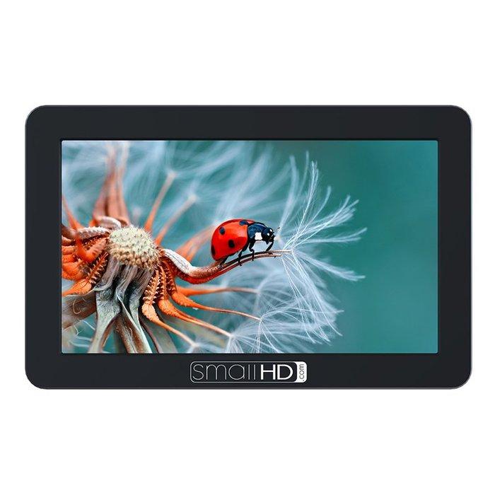來來相機 美國 smallHD FOCUS 5吋單眼相機用機頂外接觸控螢幕 單機版 (公司貨)(SMMON-FOCUS)