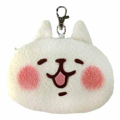 尼德斯Nydus~* 日本正版 卡娜赫拉的小動物♡ 可愛萬物論  P助 粉紅兔兔 小貓 零錢包 可伸縮 悠遊卡夾