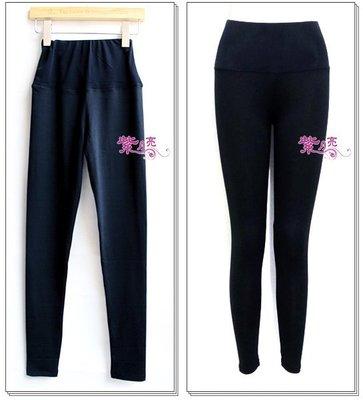 紫月亮㊣吸濕排汗涼感魔塑內搭褲/    平坦小腹曲線呈現 透氣親膚輕量舒適速乾透氣‧黑色M-2L
