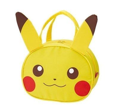 {預購}全新正版  神奇寶貝Pokemon 皮卡丘防水保溫保冷餐袋 便當袋 野餐袋