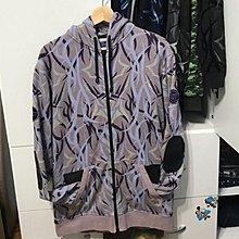 近全新 Clot ALIENEGRA 經典 上海限定 紫荊棘外套 陳冠希著 黃金L e adidas 絕跡賣場唯一