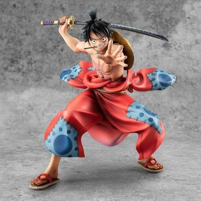 預訂 亞洲版 Megahouse POP One Piece 海賊王 P.O.P 和之國 Warriors Alliance Taro Luffy 路飛 太朗