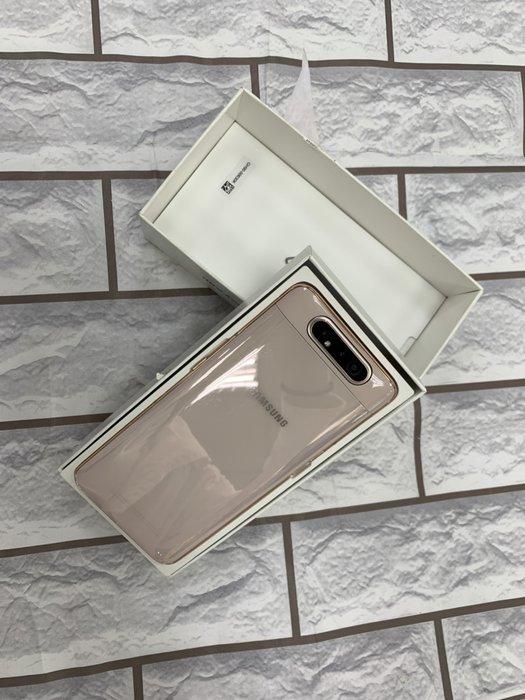 中壢『手機網通』 展示機  SAMSUNG A80 8+128GB 直購價8900元 也可搭配門號