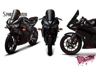 ♚賽車手的試衣間♚ Zero Gravity® Yamaha YZF-R3 / R25 15-18 ST款 風鏡