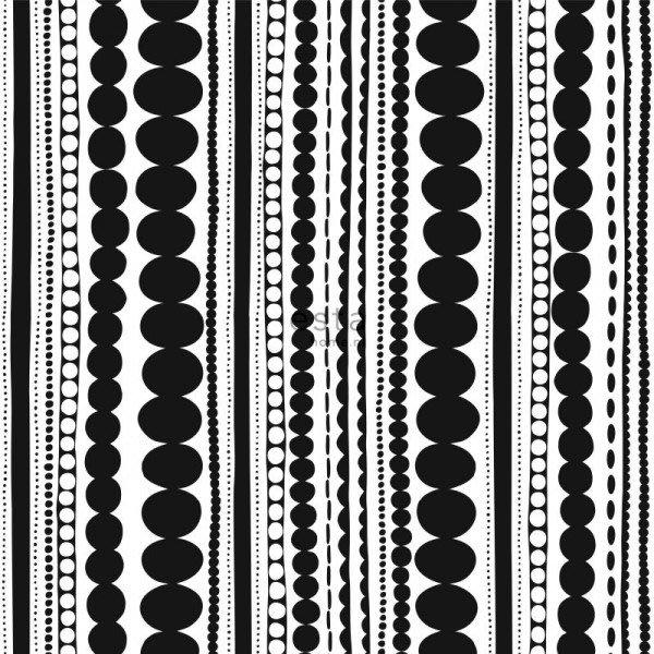 【Uluru】歐洲期貨壁紙.童趣 beads (3色) 幾何 珠子 圓點 條紋 兒童房 壁紙 HE106系列