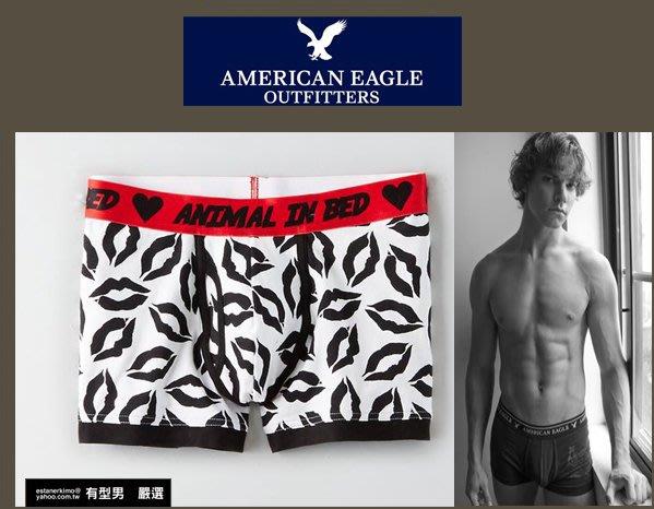有型男~ AE American Eagle VS CK內褲 短版四角褲 聖誕節床第猛獸 L XL XXL NMD