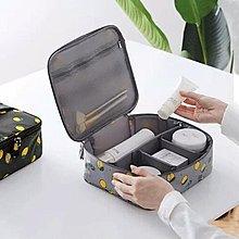 韓版手提便攜化妝包手拿收納袋韓國簡約小號防水旅行隨身洗漱品包