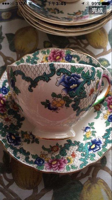 現貨已在台!英國Vietoria茶杯一組D8