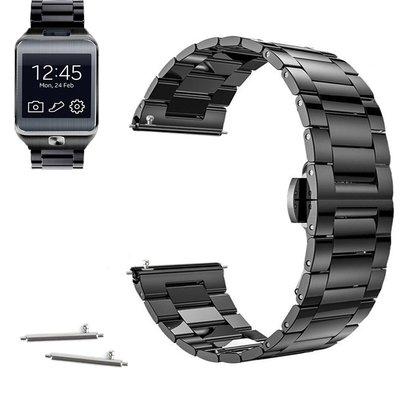 【Insist】22mm三星Gear S3 R760 Classic Frontier錶帶/腕金屬不銹鋼錶鍊