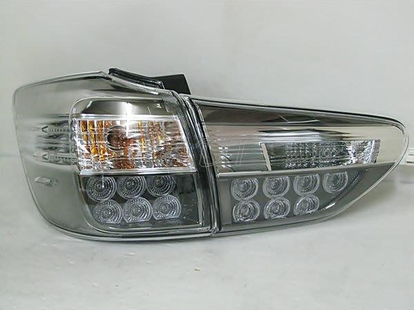 ~~ADT.車材.車材~~ WISH 13 14 15 16 原廠型 燻黑尾燈單邊1450 尾燈內側倒車燈單邊1450