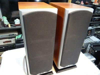 立榮音響 LOGIC  美國邏輯之音 MX-S45 櫻桃木 桌上型喇叭 特惠價!
