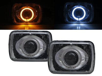 卡嗶車燈 NISSAN 日產 Pick UP 1995-1997 兩門車 CCFL雙光魚眼 大燈 電鍍