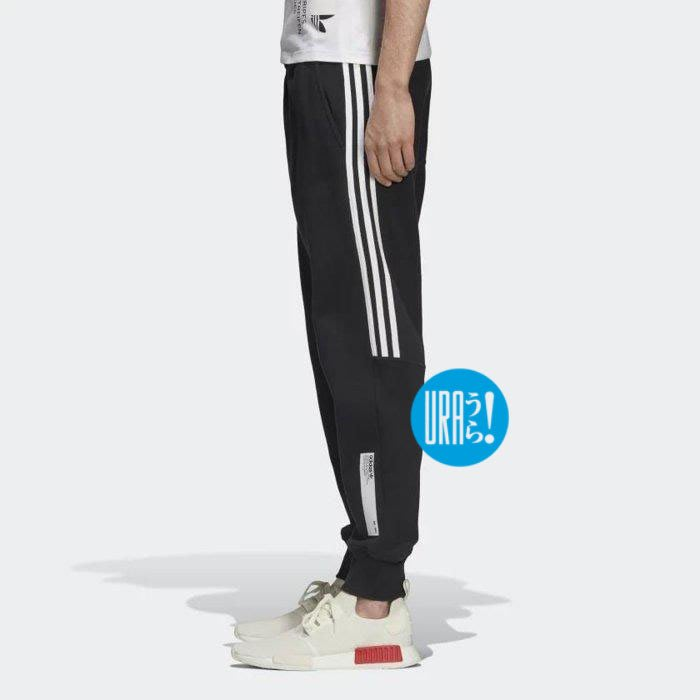 【URA 全新現貨】Adidas NMD Sweat Pant 運動 縮口棉褲 黑色
