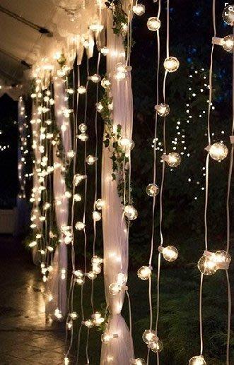 ~誠萍生活家具~居家佈置婚禮佈置必備 燈泡線燈 LED線燈~直購價$299