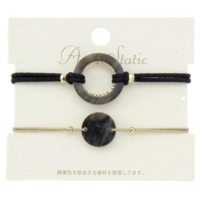 日本正品(現貨) - Anti Static 日本製 防靜電手環(樹脂環)-黑