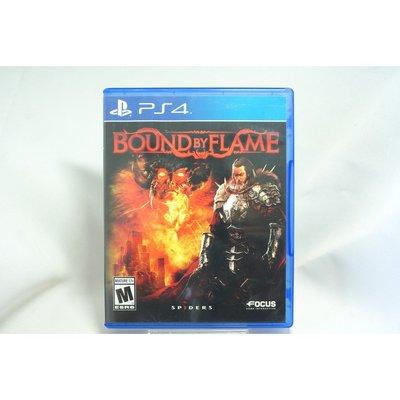 [耀西]二手 美版 SONY PS4 火焰限界 Bound by Flame 含稅附發票