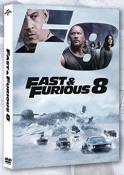 <<影音風暴>>(全新電影1709)玩命關頭8   DVD  全136分鐘(下標即賣)9/7發行預購中