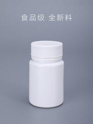 衣萊時尚-醫藥用塑料小藥瓶50ml固體片劑膠囊空瓶g毫升鋁箔墊分裝工廠(型號不同價格不同)