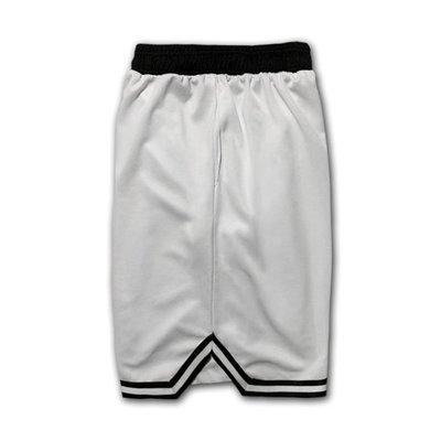 勒布朗·詹姆士(LeBron James)NBA籃球運動短褲 口袋版 白色 灰色 黑色