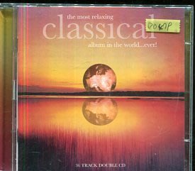 *愛樂二館* THE MOST RELAXING CLASSICAL 2CD  二手 D0479