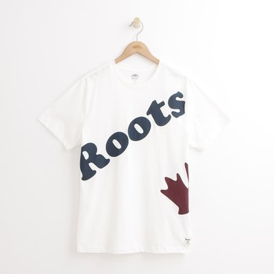 Look 鹿客 ROOTS 男款 庫柏短袖T恤 RC39030139