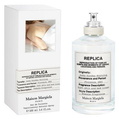 英國代購 | MMM Maison Margiela replica 香水 Lazy Sunday 慵懶周日 100ml
