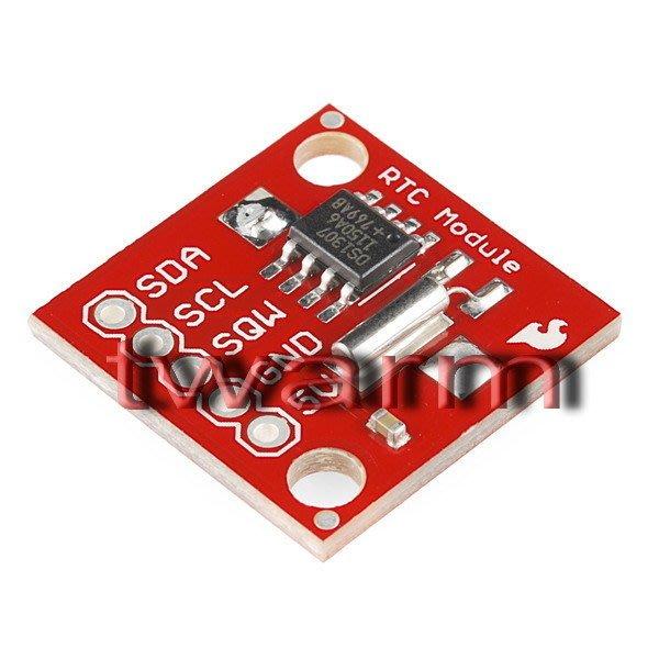 r)Sparkfun原廠 Real Time Clock Module DS1307時鐘模組(BOB-00099)