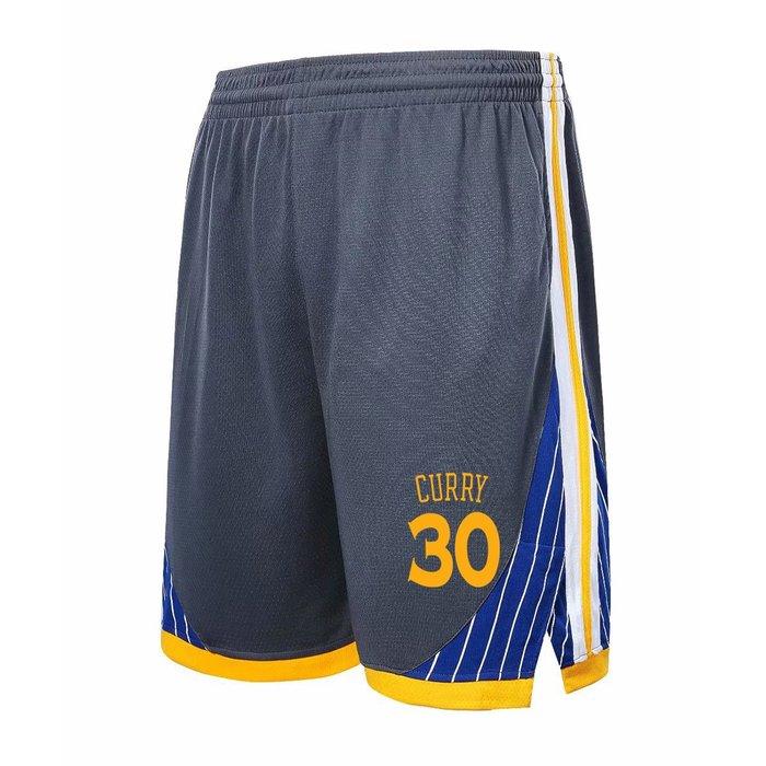 💖柯瑞Stephen Curry庫里運動籃球短褲💖NBA球衣勇士隊Adidas愛迪達健身訓練慢跑五分純棉褲子男381