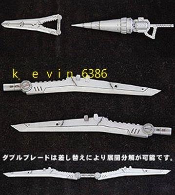 東京都-非機器人大戰- 壽屋武器組 MSG武器組MW08R 長槍&雙刃(MW-08R) 現貨