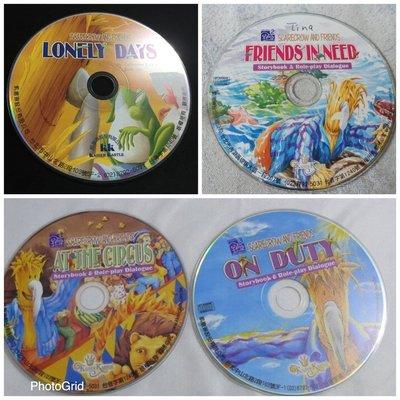 【彩虹小館】兒童CD~SCARECROW AND FRIENDS (ABC指定播放)_共6片~凱撒琳yyz04t08@