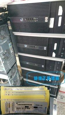 [低價促銷] 二手電腦 Windows 7 PRO 專業隨機版 贈 win7 安裝隨身碟