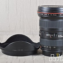 【品光數位】Canon EF 16-35mm F2.8 II L USM UA鏡 #103254