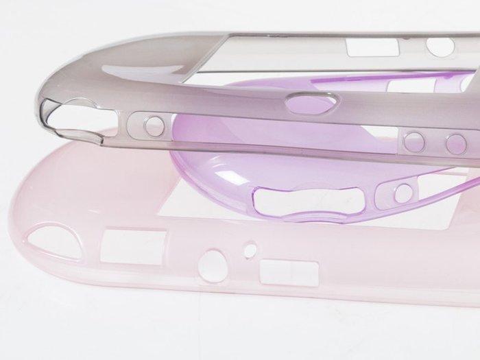 【幸福2次方】SONY PS VITA PSV 2000 TPU邊框清水套保護套 - 多色可選
