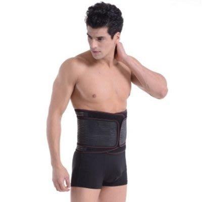 護腰 運動護具-舒適透氣發熱墊燃脂男女塑身護套73ge7[獨家進口][米蘭精品]