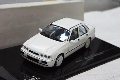 【絕版現貨】1:43 IXO FORD Sierra Cosworth 4x4 1992 Rally Spec 道路版