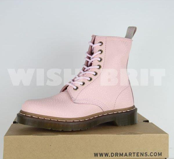 【~希望~完美馬汀】Dr. Martens 1460 八孔 ~七天鑑賞免運~  草莓紅 粉紅QQ pearl 馬汀靴