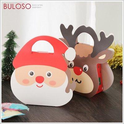 《不囉唆》聖誕折疊包裝盒 雪人/麋鹿/聖誕裝飾/禮物包裝(可挑色/款)【A428992】