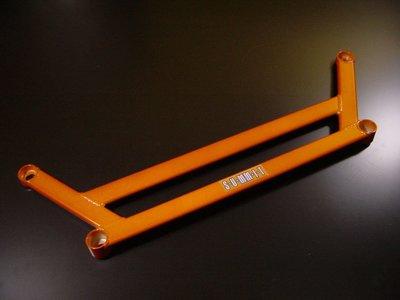 《大台北》億成汽車底盤精品改裝-SUMMIT-前下井字拉桿 TIERRA (MAZDA 323 / PREMACY)