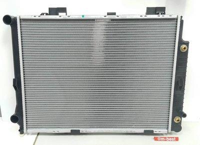 BENZ W210 M104 1996-1997 水箱 (德製) 2105000903