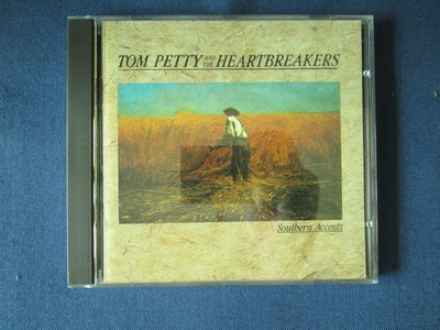 [非新品] Tom Petty And The Heartbreaker-Southern Accents-1985