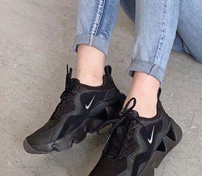 Nike Wmns RYZ 365  黑色 休閒運動 慢跑鞋 BQ4153-004 男女鞋 情侶