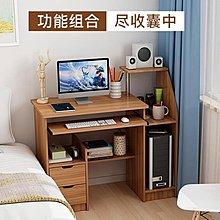 臥室電腦桌台式家用簡約學生小書桌簡易寫字台經濟型桌子HRYC-8%百分吧