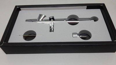 漢弓 DH-102 噴筆0.2mm 雙動可微調 模型 美術 彩繪專用