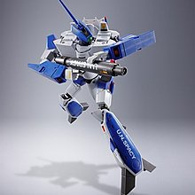 日版 BANDAI DX超合金 VF-1A 可變戰鬥機 (Max機) 全新 未開 #0458