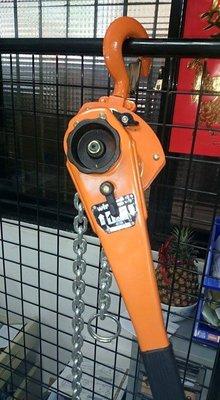 WIN 五金 WIN 手搖吊車 1.5T*3M 手拉吊車 手動絞盤 手動吊車 鍊條式吊車 台北市