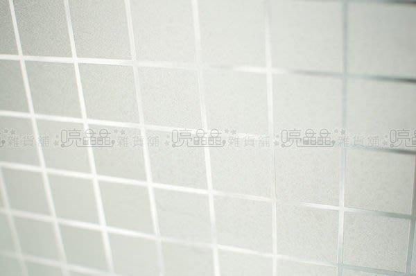 ☆ 喨晶晶雜貨舖☆僅貨運配送!  3D002 EVA 靜電窗貼 防水 DIY 創意窗貼 可重覆黏貼 臺製 $150元/捲